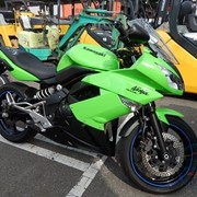Мотоцикл спортбайк No. B5512 Kawasaki NINJA 400R фото