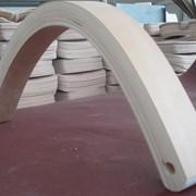 Локотник гнутоклеенный «Лагуна»1 фото