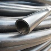 Трубы полиэтиленовые ПНД фото