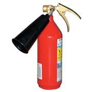 Огнетушитель углекислотный ОУ-2 фото