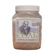 Морская соль Болотова фото