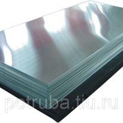 Лист алюминиевый 25 мм АMГ6 фото