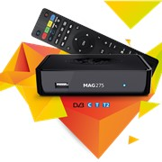 IPTV SET-TOP BOX MAG270/275 фото