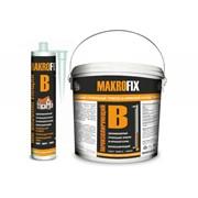 Мастика акрил-силиконизированная Makrofix B фото