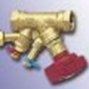 Балансировочные клапаны фото
