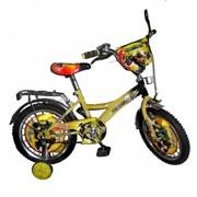 """Детский велосипед PROFI 14 """"Трансформеры"""" фото"""