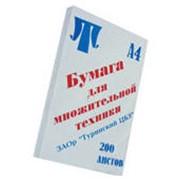 Бумага А4 фото