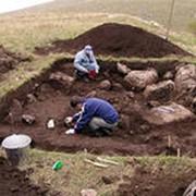 Поиск археологических и исторических объектов фото