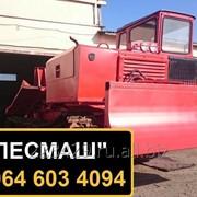 ТДТ-55 гусеничный трелёвочный трактор фото