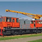 Мотовоз погрузочно-транспортный МПТ-6 исп. 2 (МПТ-6Ш) фото
