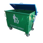 Контейнер для мусора 1100 лт. фото