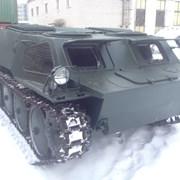 ГАЗ-73 Вездеход гусеничный фото
