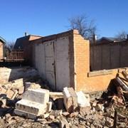 Демонтаж.Слом стен.Снос перегородок и построек. фото