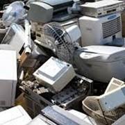 Полимерные отходы фото