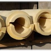 Теплоизоляция для труб СКОРЛУПА ППУ  фото