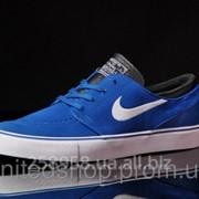 Взуття Nike Stefan Janoski - Zoom Royal/Navy/Truewhite фото