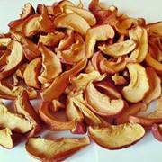 Сушеные яблоки фото