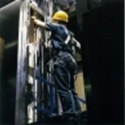 Подготовка к монтажу лифта фото