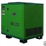 Винтовой компрессор Atmos SEC221Vario (3,9/3,2/2,65 куб.м/мин) фото
