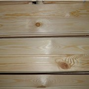 Вагонка деревянная двухсторонняя сосна фото