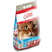 Впитывающий наполнитель для кошачьего туалета Султан фото