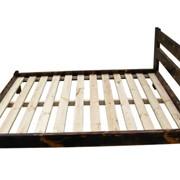 Кровать двуспальная Classic Black фото