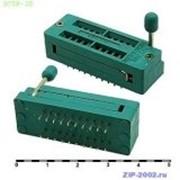 Панелька для микросхемы SCZP-20 фото