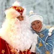Дед мороз и Снегурочка 2014 фото