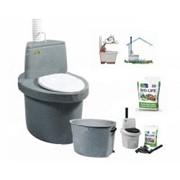 Компостный (торфяной) туалет «Экоматик»