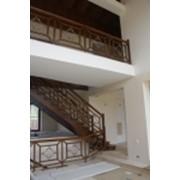 Эксклюзивные деревянные лестницы фото
