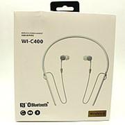 Беспроводные наушники Wireless WI-C400 White фото
