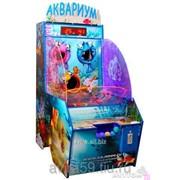 Детский игровой автомат Аквариум фото
