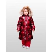 Пальто для девочки зима Ч8510 фото