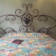 Кованые кровати фотография