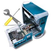 Ремонт компьютеров. Настройка интернет. фото