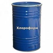 Хлороформ технический фото