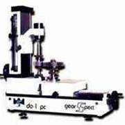 Прибор для комплектного измерения погрешностей зубчатых колес методом обката DO-1 фото