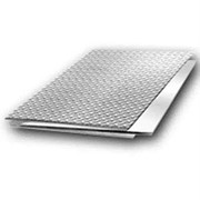 Лист шлиф 0,8х1250х2500 AISI 304 ВА+PVC фото