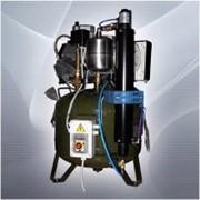 Компрессор для 3 установок, без кожуха, 3 цилиндра, с осушителем Cattani фото