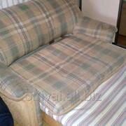 Замена ткани мягкой мебели фото