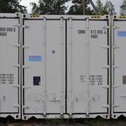 Аренда реф-контейнера с температурным режимом -25 +25 С° фото
