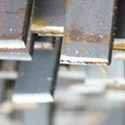 Полоса горячекатаная стальная фото