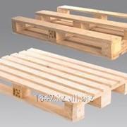 Европаллета деревянная фото