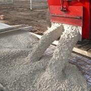 Бетон строительный фото
