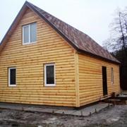 Строительство загородных домов в Украине фото