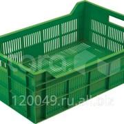 Пластиковый ящик 600x400x200 Арт.106