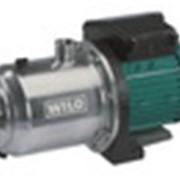 Бытовые насосы серии Wilo-MultiPress MP - самовсасывающие насосы фото