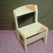 Подарочный стульчик для ребёнка фото