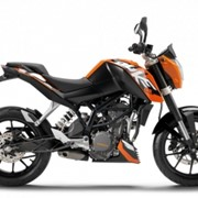 Мотоцикл KTM 200 Duke фото
