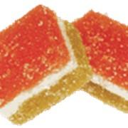 Мармелад 3-х слойный в сахаре фото